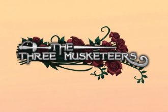 The Three Musketeers Slot Logo