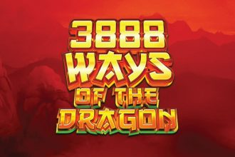 3888 Ways of the Dragon Slot Logo