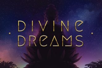Divine Dreams Slot Logo