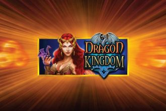 Dragon Kingdom Online Slot Logo