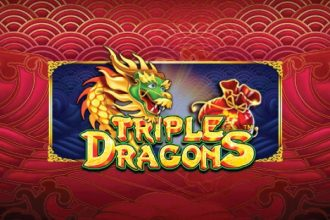 Triple Dragons Slot Logo
