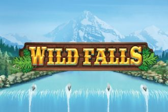 Wilds Falls Slot Logo