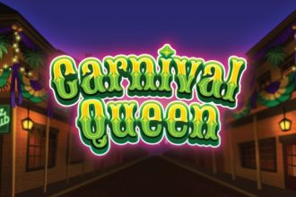 Carnival Queen Slot Logo