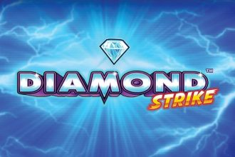 Diamond Strike Slot Logo