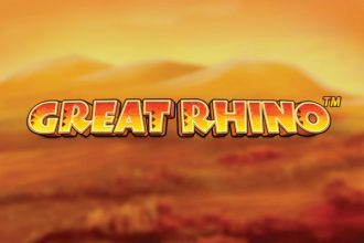 Great Rhino Slot Logo