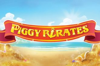 Piggy Pirates Slot Logo