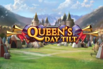 Queen's Day Tilt Online Slot Logo