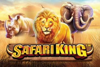 Safari King Slot Logo