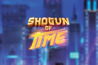 Shogun of Time Slot Review Logo