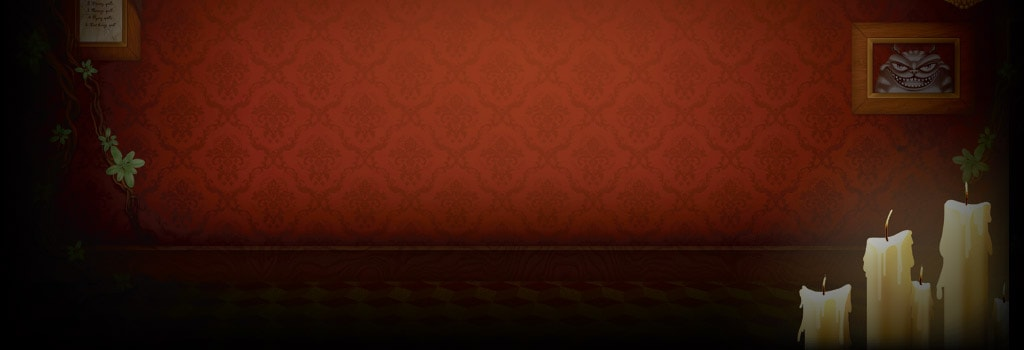 The Curious Cabinet Background Image