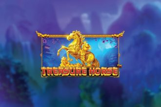 Treasure Horse Slot Logo
