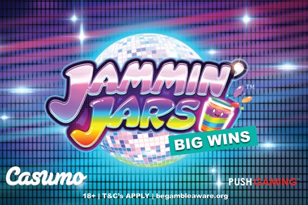Casumo Casino Jammin Jars Online Slot Game Big Wins