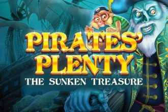 Pirates Plenty Online Slot Logo