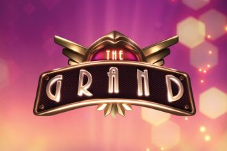 The Grand Slot Logo