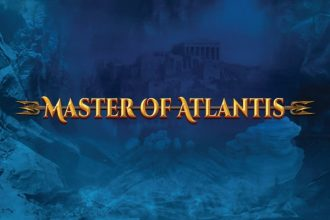 Master of Atlantis Online Slot Logo
