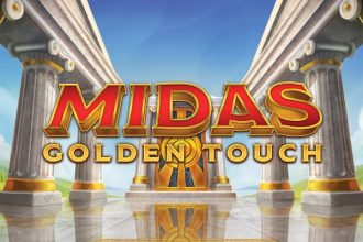 Midas Golden Touch Slot Logo