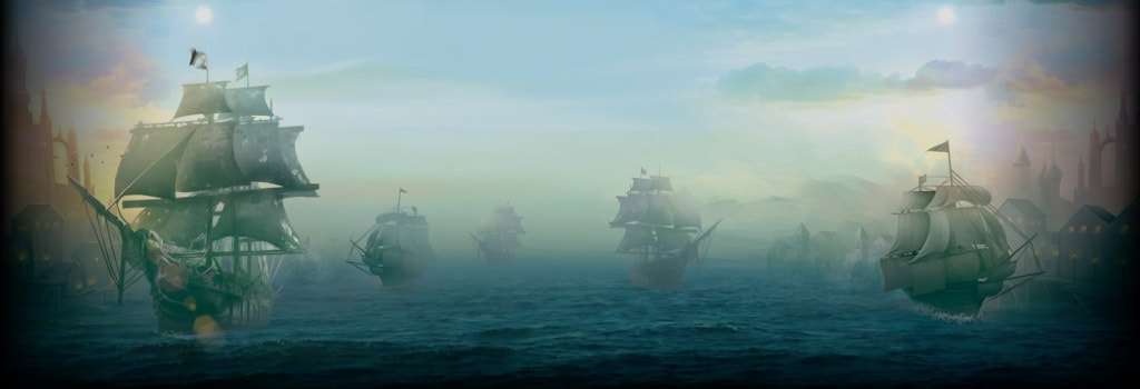Pirate Gold Background Image
