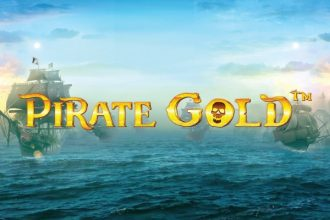 Pirate Gold Slot Logo