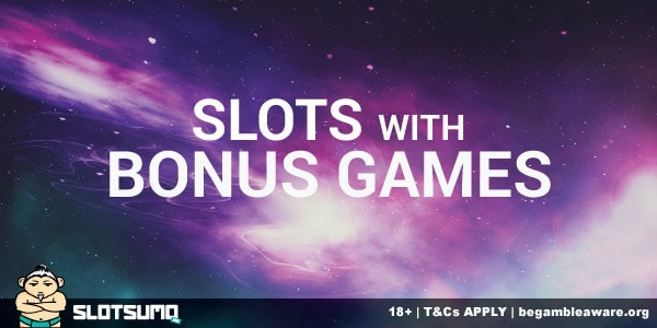 The Popularity Of Slots With Bonus Games