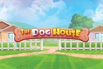 The Dog House Slot Logo