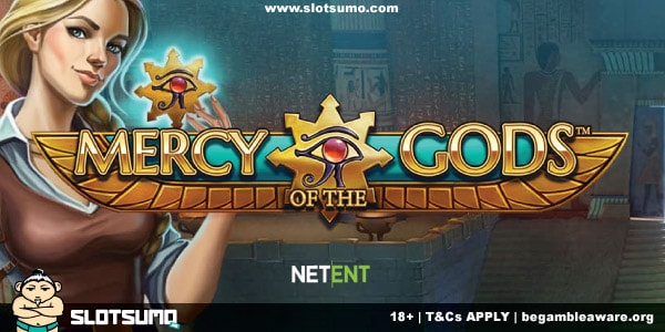 Mercy of the Gods New Slot Release