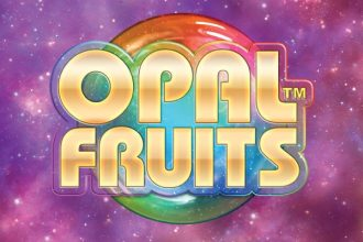 Opal Fruits Online Slot Logo