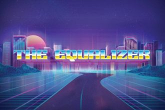 The Equalizer Slot Logo