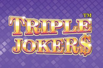 Triple Jokers Online Slot Logo