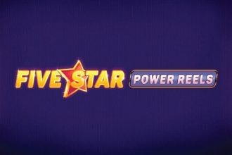 Five Star Power Reels Slot Logo