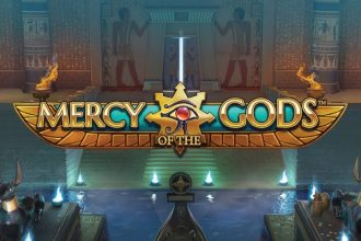 Mercy Of The Gods Slot Logo