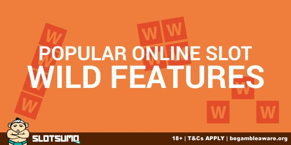 Popular Online Slot Wild Features
