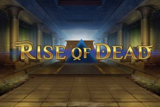 Play'n GO Rise of Dead Slot Logo