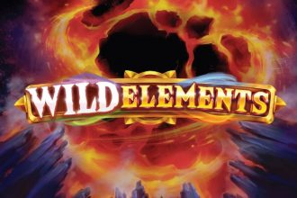 Wild Elements Online Slot Logo