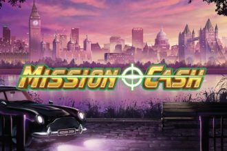 Play'n GO Mission Cash Slot Logo
