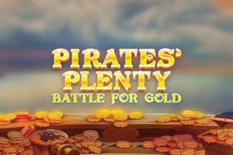 Pirates Plenty Battle For Gold Slot Logo