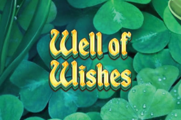 Red Tiger Well of Wishes Slot Logo