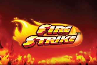 Fire Strike Slot Logo