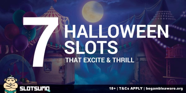 The Best Halloween Slots To Play Online