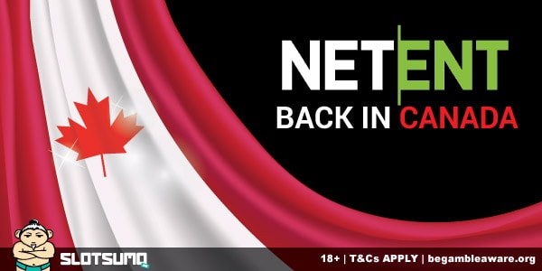 Back In Canada - NetEnt Slots