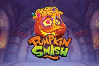 Pumpkin Smash Slot Logo
