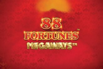 88 Fortunes Megaways Slot Logo