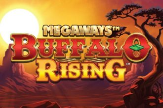 Buffalo Rising Megaways Slot Logo