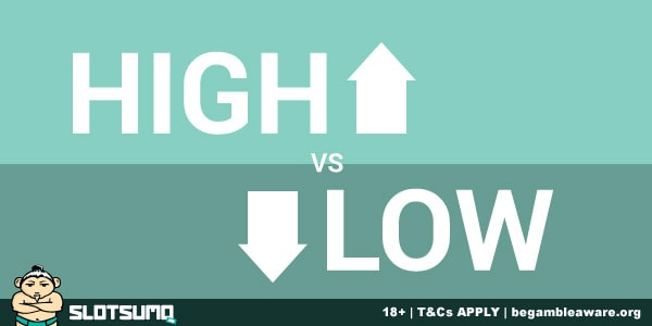 High Vs Low Volatility Slots