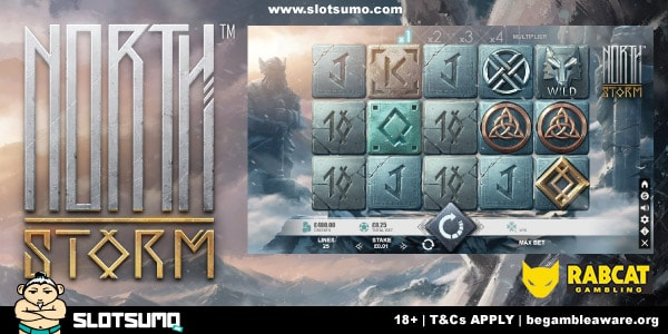 North Storm New Slot Release