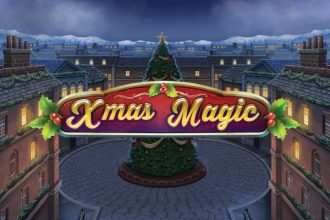 Xmas Magic Slot Logo