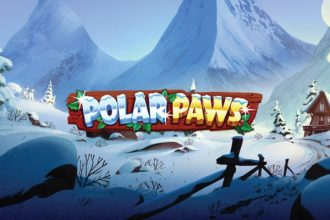 Quickspin Polar Paws Slot Logo