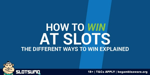 Ways To Win Playing Slots Online