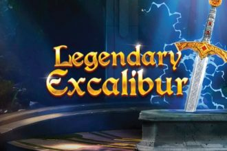 Legendary Excalibur Slot Logo