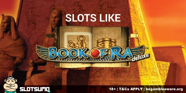 Slots Like Book of Ra Deluxe To Play Online & Mobile