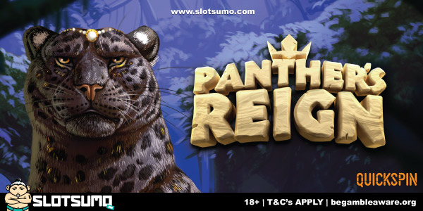 Panther's Reign New Slot Release